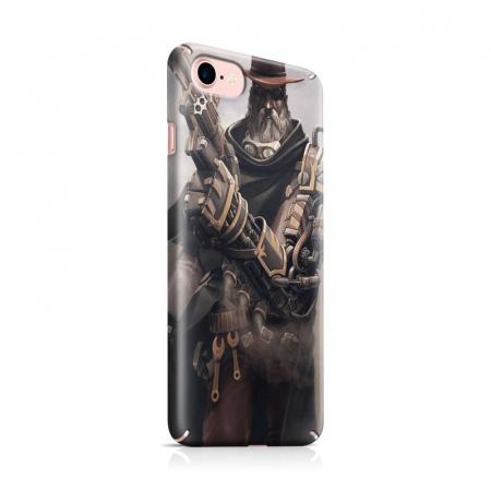 Husa iPhone 6 Custom Hard Case Steampunk Fighter0