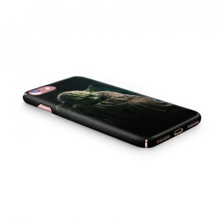 Husa iPhone 6 Custom Hard Case Yoda2
