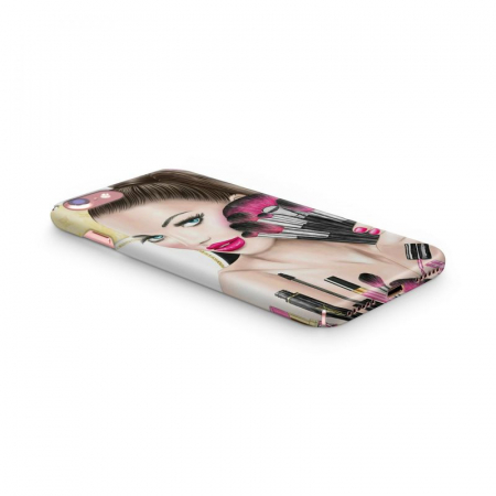 Husa iPhone 6 Custom Hard Makeup1