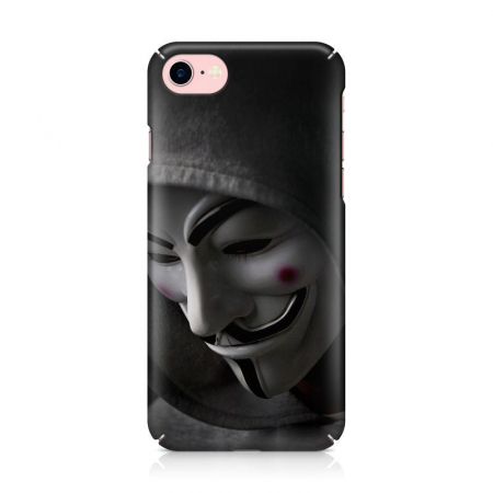 Husa iPhone 7 Custom Hard Case Anonymous2