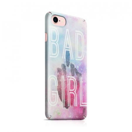 Husa iPhone 7 Custom Hard Case Bad Girl0