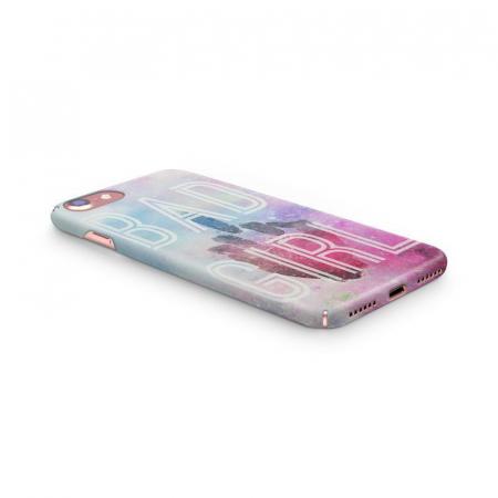 Husa iPhone 7 Custom Hard Case Bad Girl1