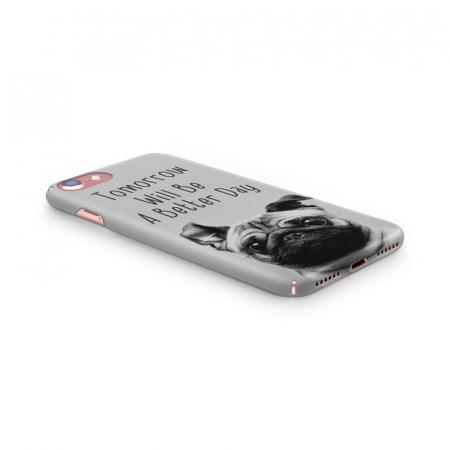 Husa iPhone 7 Custom Hard Case Better Day3