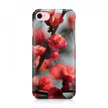 Husa iPhone 7 Custom Hard Case Cherry Flowers2