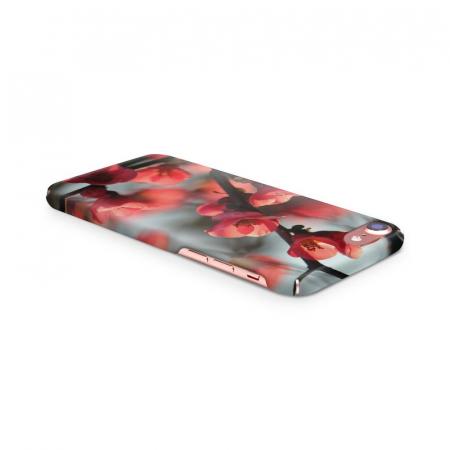 Husa iPhone 7 Custom Hard Case Cherry Flowers3