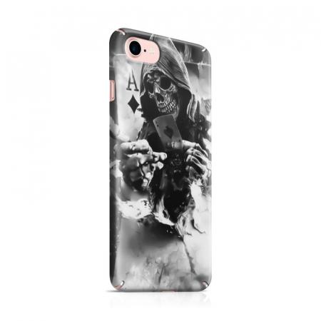 Husa iPhone 7 Custom Hard Case Deadly Ace0