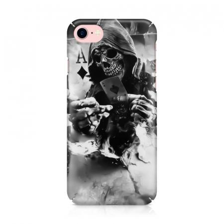 Husa iPhone 7 Custom Hard Case Deadly Ace2