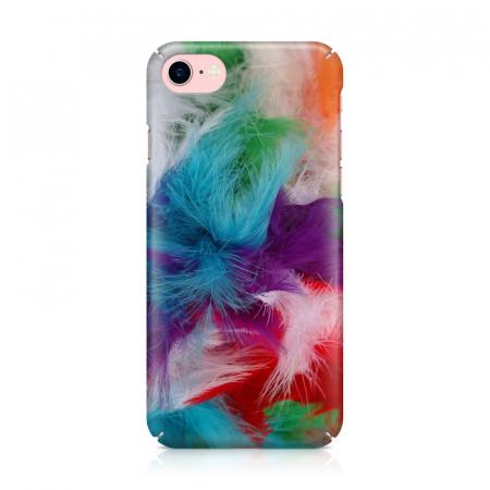 Husa iPhone 7 Custom Hard Case Feathers1