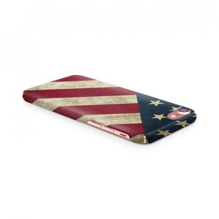 Husa iPhone 7 Custom Hard Case Flag US2