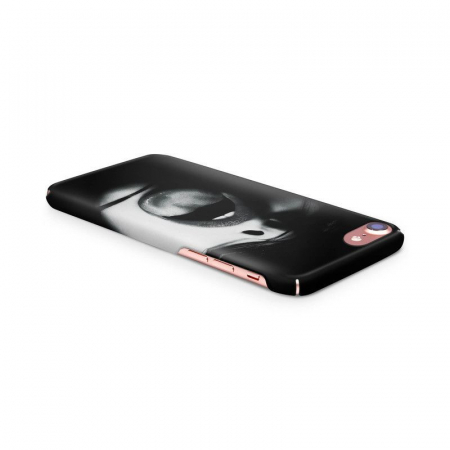 Husa iPhone 7 Custom Hard Case Hot Lady2
