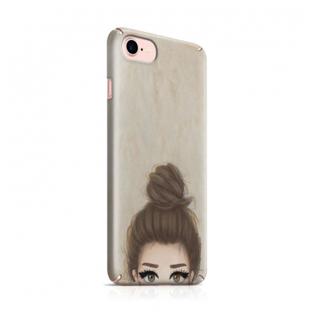 Husa iPhone 7 Custom Hard Case I See You0