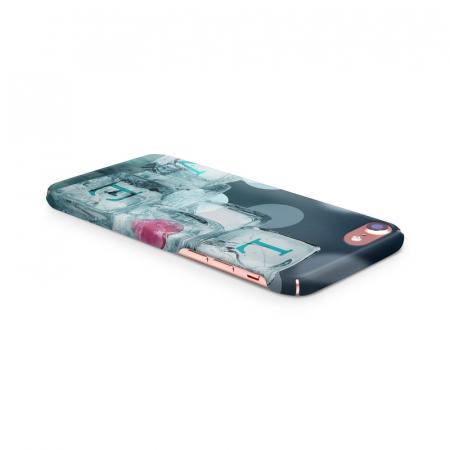 Husa iPhone 7 Custom Hard Case Ice Love2