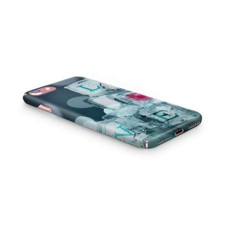 Husa iPhone 7 Custom Hard Case Ice Love3