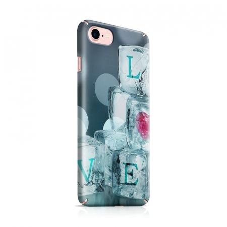 Husa iPhone 7 Custom Hard Case Ice Love0