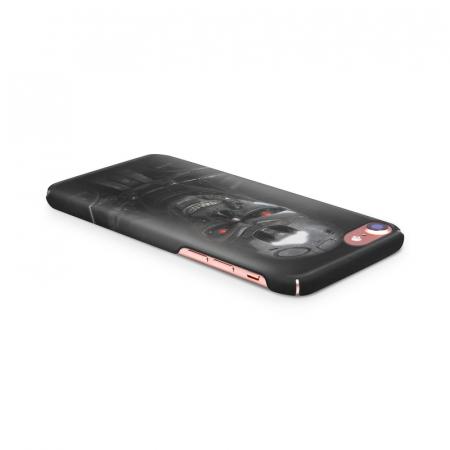 Husa iPhone 7 Custom Hard Case Roboskull3