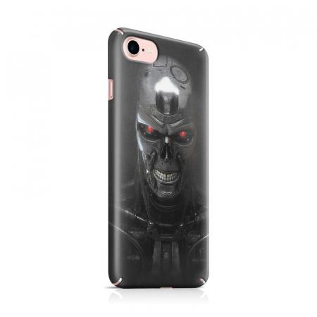 Husa iPhone 7 Custom Hard Case Roboskull0