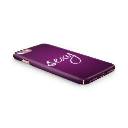 Husa iPhone 7 Custom Hard Case Sexy3