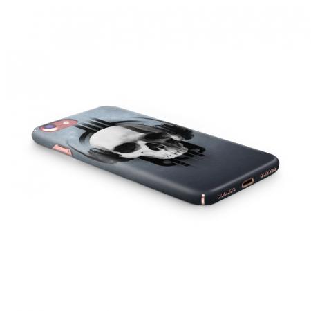 Husa iPhone 7 Custom Hard Case Skull2