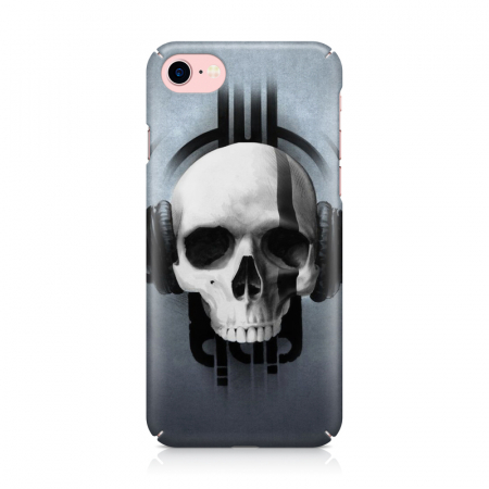 Husa iPhone 7 Custom Hard Case Skull1