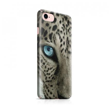 Husa iPhone 7 Custom Hard Case Snow Leopard0