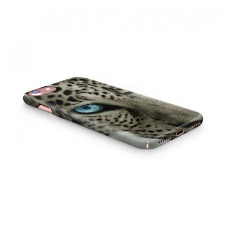 Husa iPhone 7 Custom Hard Case Snow Leopard2
