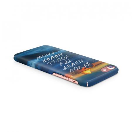 Husa iPhone 7 Custom Hard Case Try2