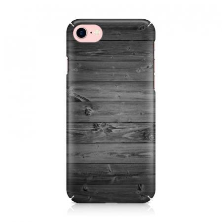 Husa iPhone 7 Custom Hard Case Wood1