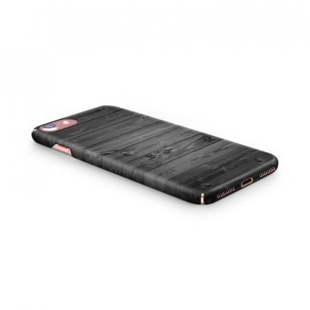 Husa iPhone 7 Custom Hard Case Wood2