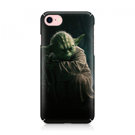 Husa iPhone 7 Custom Hard Case Yoda1