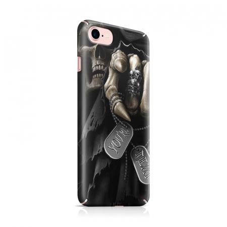 Husa iPhone 7 Custom Hard Case You're Next0