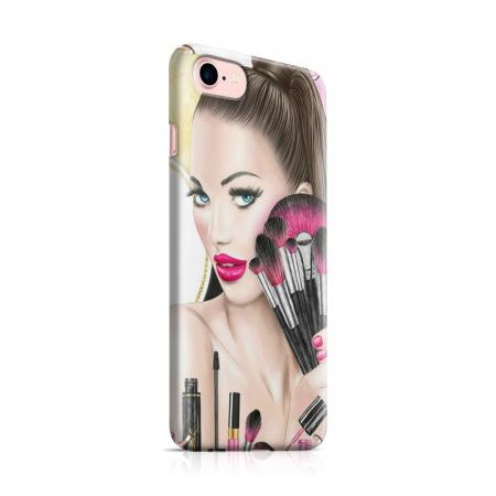 Husa iPhone 7 Custom Hard Makeup0