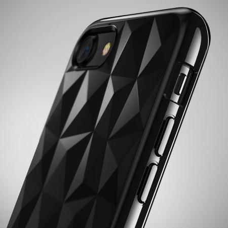 Husa iPhone 7 / iPhone 8  Prism Soft TPU - negru3