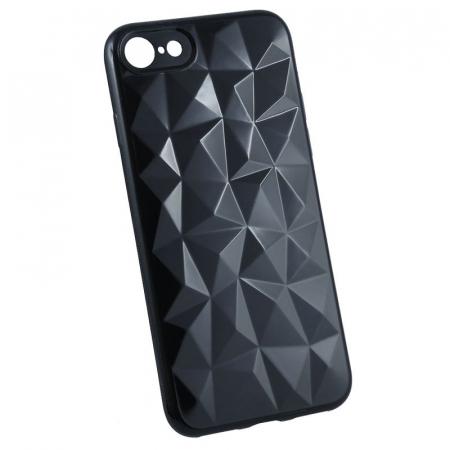 Husa iPhone 7 / iPhone 8  Prism Soft TPU - negru7