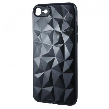 Husa iPhone 7 / iPhone 8  Prism Soft TPU - negru5