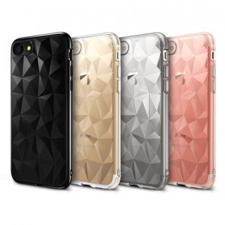 Husa iPhone 7 / iPhone 8  Prism Soft TPU - negru2