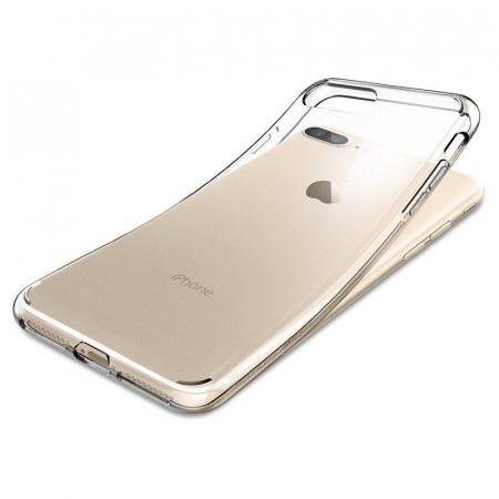 Husa iPhone 7 Plus / iPhone 8 Plus Soft TPU 0.8 mm - transparent7