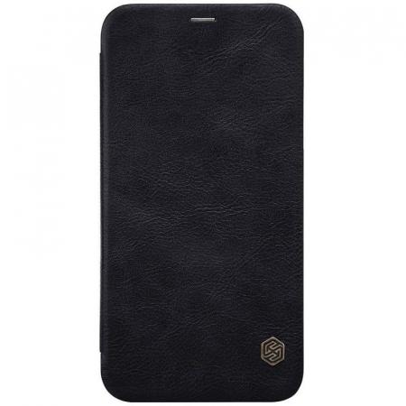 Husa iPhone X Nillkin Qin - negru5