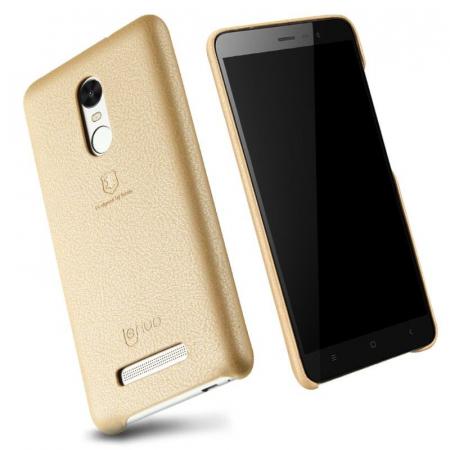 Husa Lenuo Xiaomi Redmi Note 3 Pro Special Edition (Kate) - gold2
