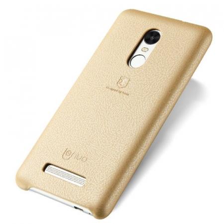 Husa Lenuo Xiaomi Redmi Note 3 Pro Special Edition (Kate) - gold0