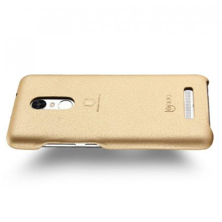 Husa Lenuo Xiaomi Redmi Note 3 Pro Special Edition (Kate) - gold3