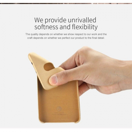 Husa Lenuo Xiaomi Redmi Note 4 - gold6