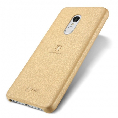 Husa Lenuo Xiaomi Redmi Note 4 - gold0