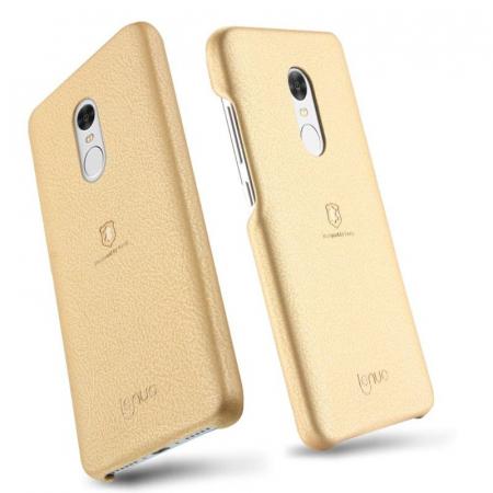 Husa Lenuo Xiaomi Redmi Note 4 - gold4