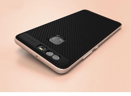 Husa Neo Hybrid Huawei P9 - gold4
