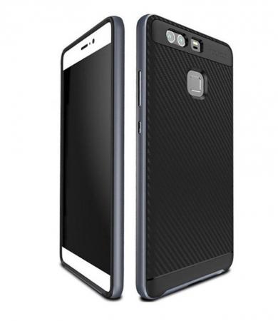 Husa Neo Hybrid Huawei P9 - gri1