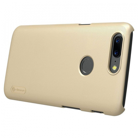 Husa OnePlus 5T Nillkin Frosted - gold4
