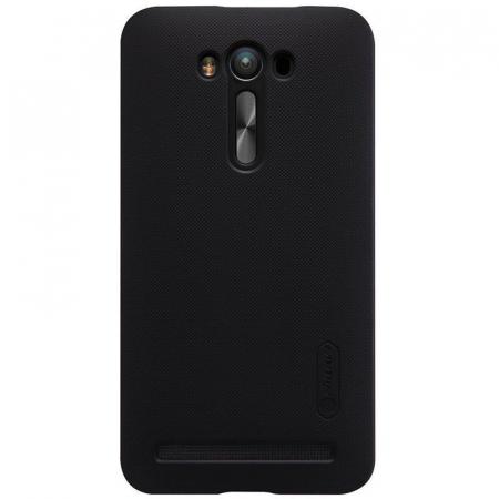 Husa Asus Zenfone 2 Laser 5.5inch Nillkin Frosted Shield - negru0