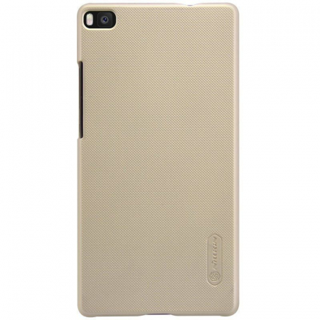 Husa Nillkin Frosted Shield Huawei Ascend P8 - gold [3]