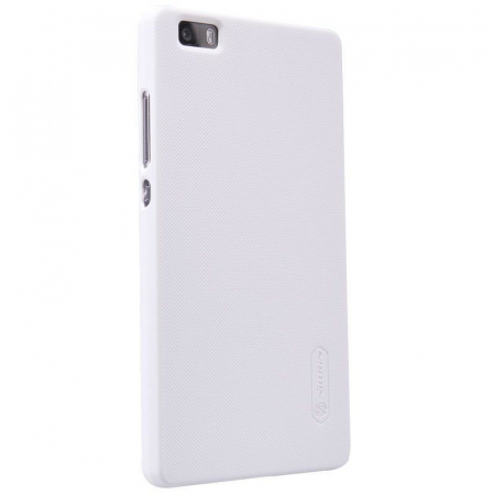Husa Nillkin Frosted Shield Huawei Ascend P8 Lite - alb1