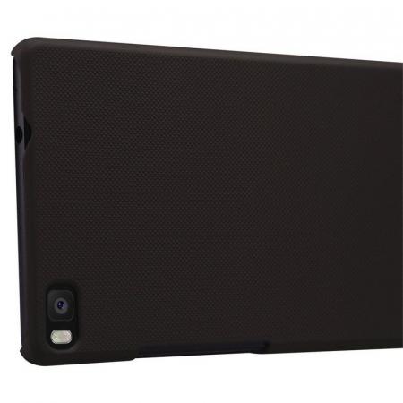 Husa Nillkin Frosted Shield Huawei Ascend P8 - negru4